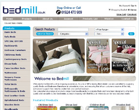 bedmill.co.uk